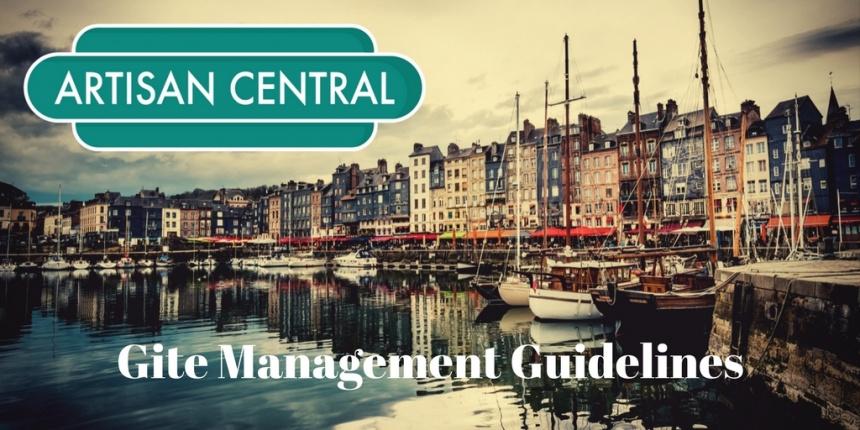 Gite Management Guidelines