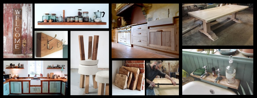 10 of the Best Ideas for Using Off-cuts of Oak