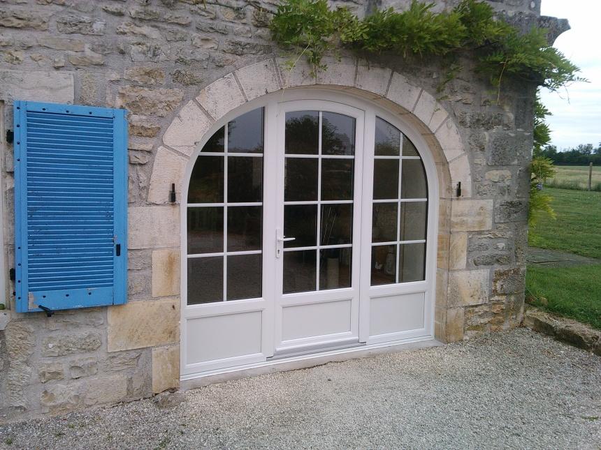 Windows and Doors: UPVC versus Wood