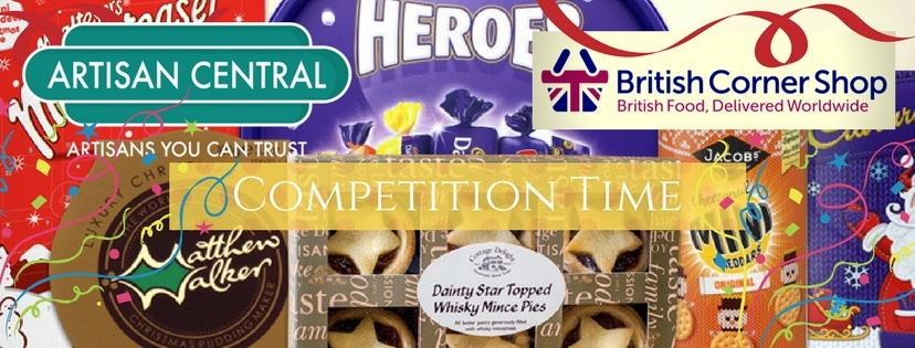 Competition Time – Win a Hamper