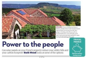 Ecopower Europe featured in French Property News!