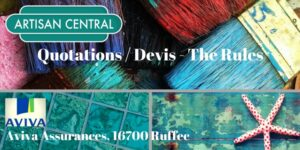 Quotations/Devis – The Rules