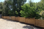Raised Beds and Fencing