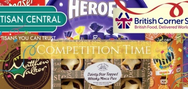 Competition Time - Win a Hamper
