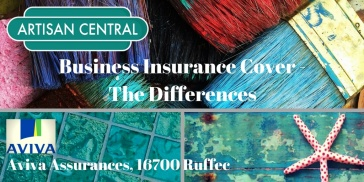 Aviva: Differences in Business Insurance Cover
