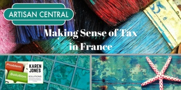 Karen Jones: Making Sense of Tax in France