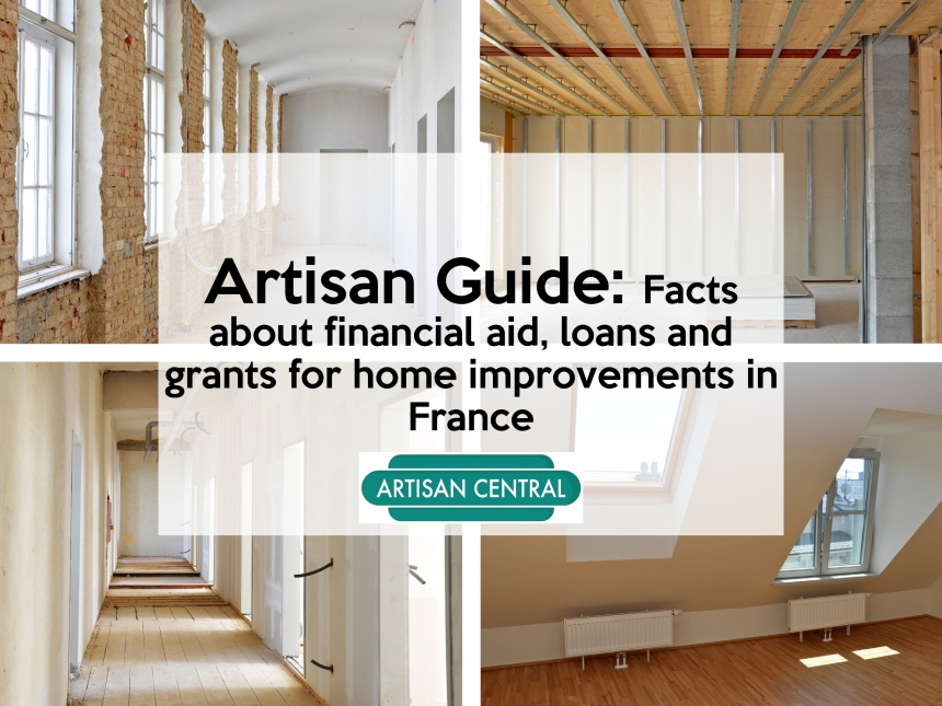 Artisan Guide: Financial Aid for Home Improvements